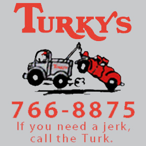 Turkys web logo phone number